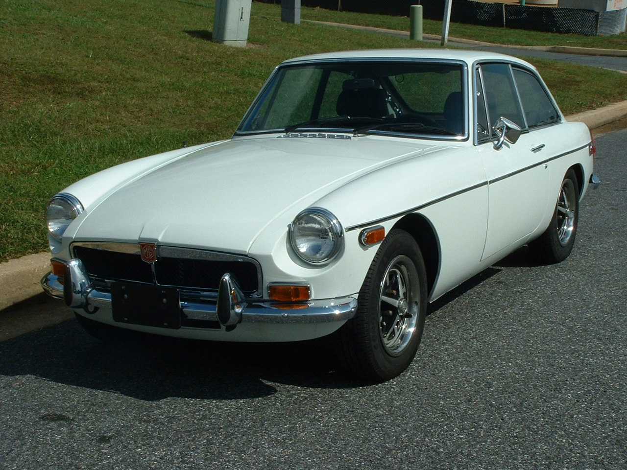 Mgb Gt For Sale Sold Raspis British Imports