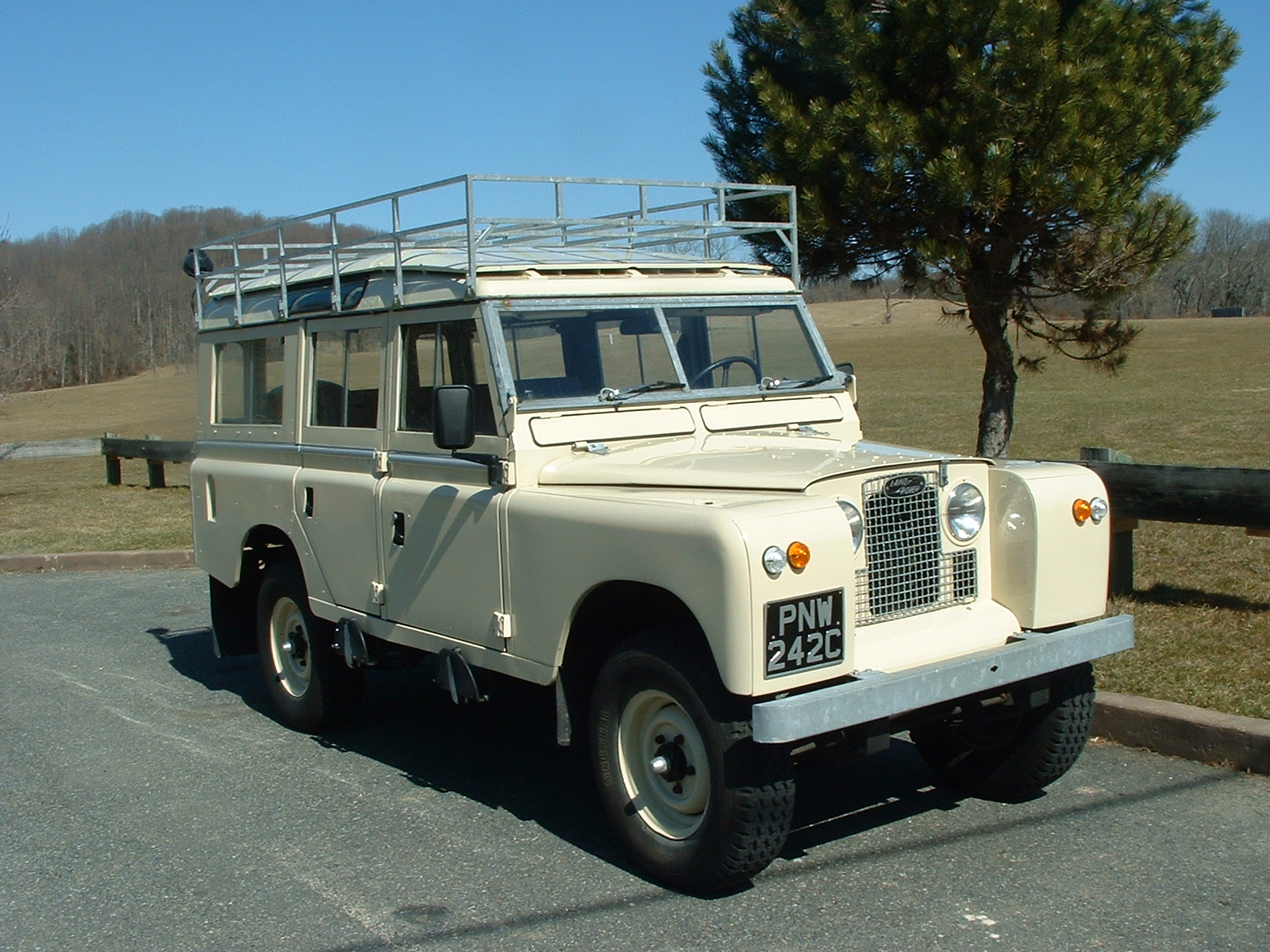 rovers rover for land to the usa landrover present redesigned sale car will sold ptc defender in completely be