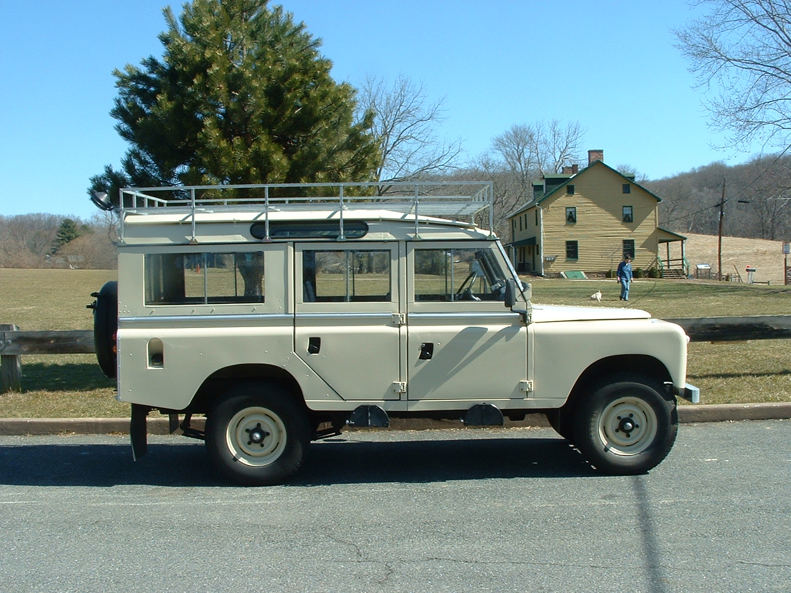 1963 Land Rover 109 For Sale – SOLD
