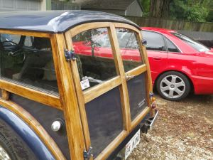 Classic Mini Cooper Raspis British Imports