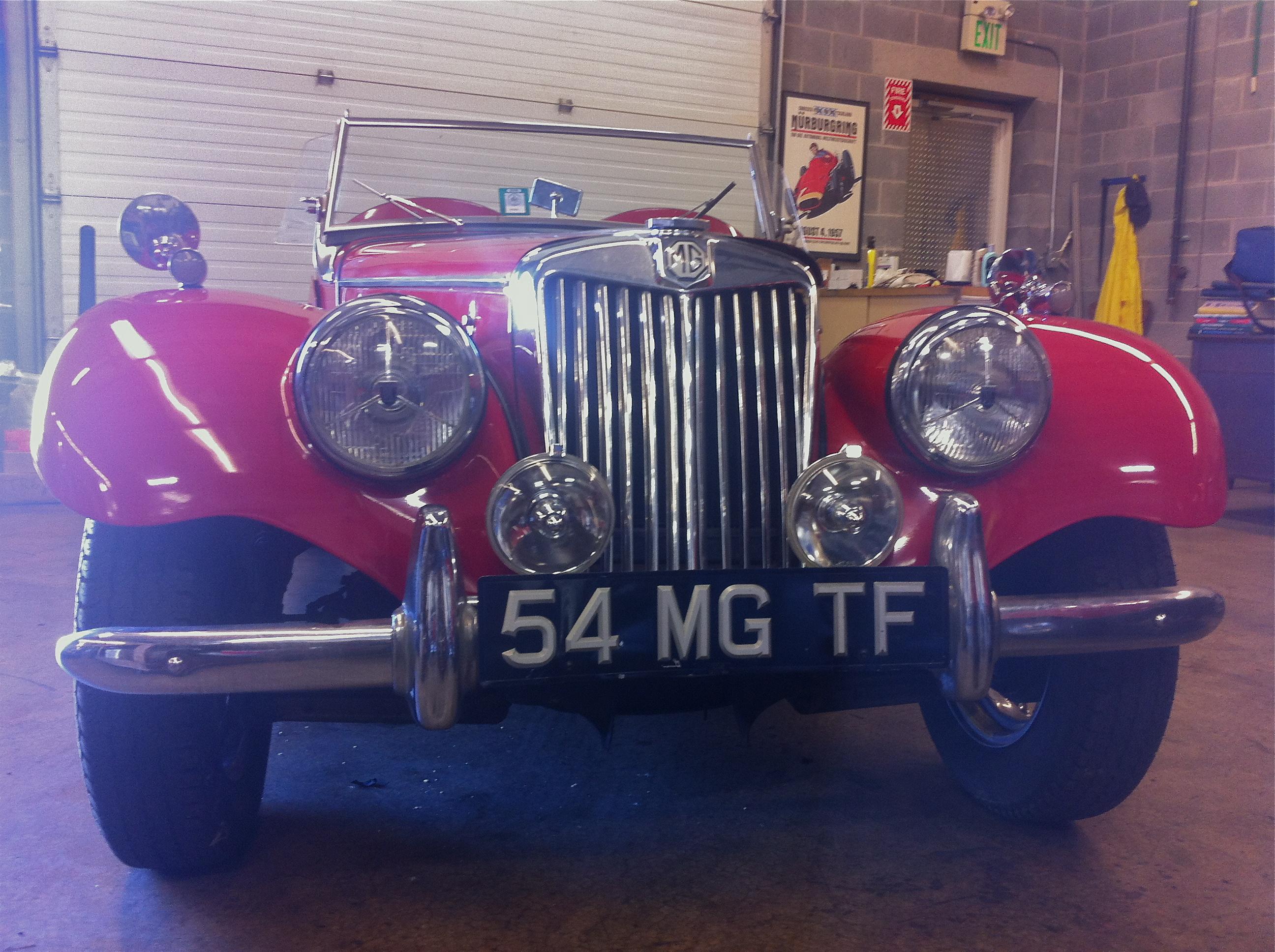 Vintage MG for sale | Raspis British Imports