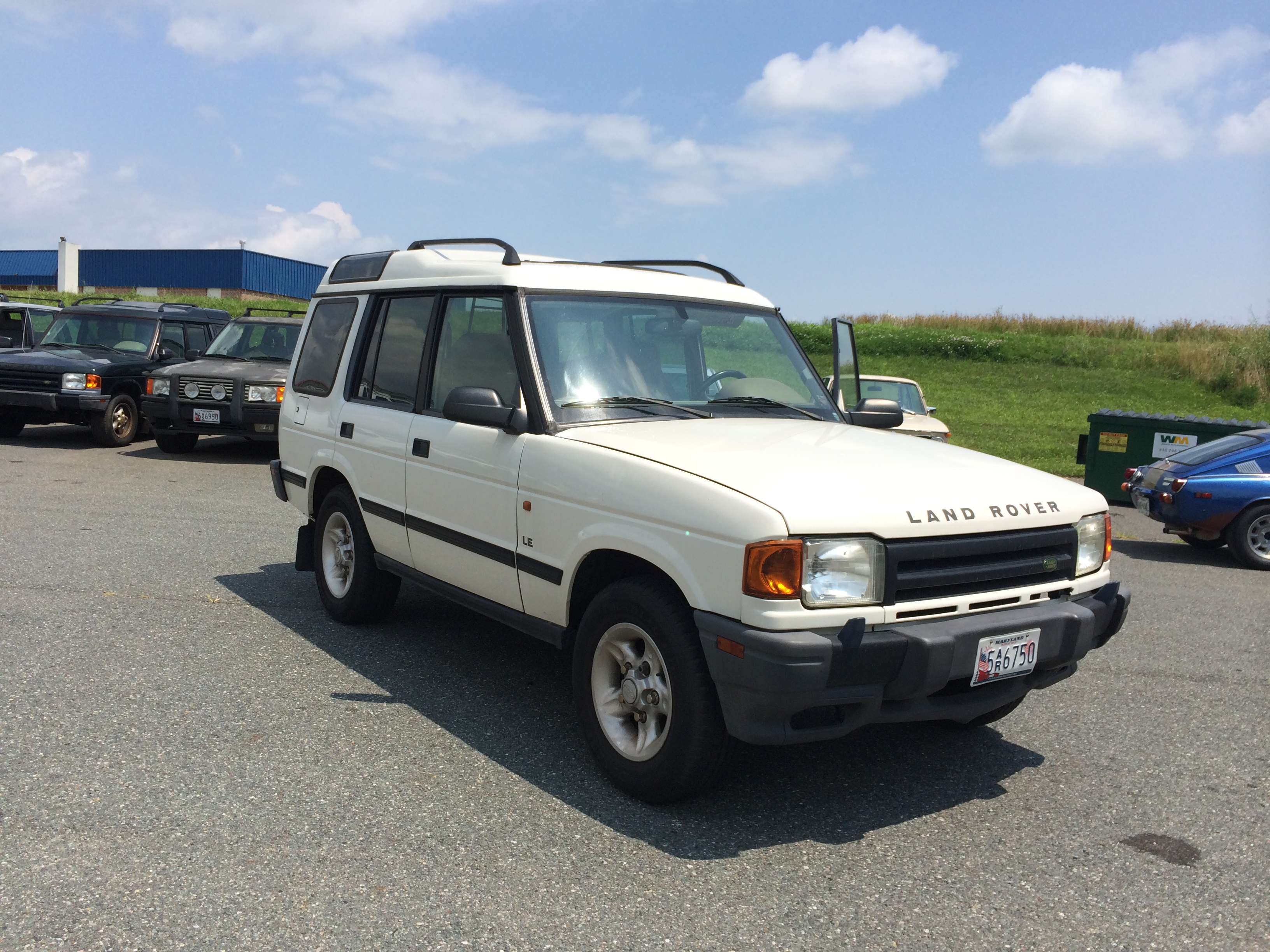 1998 Land Rover Discovery for Sale | Raspis British Imports