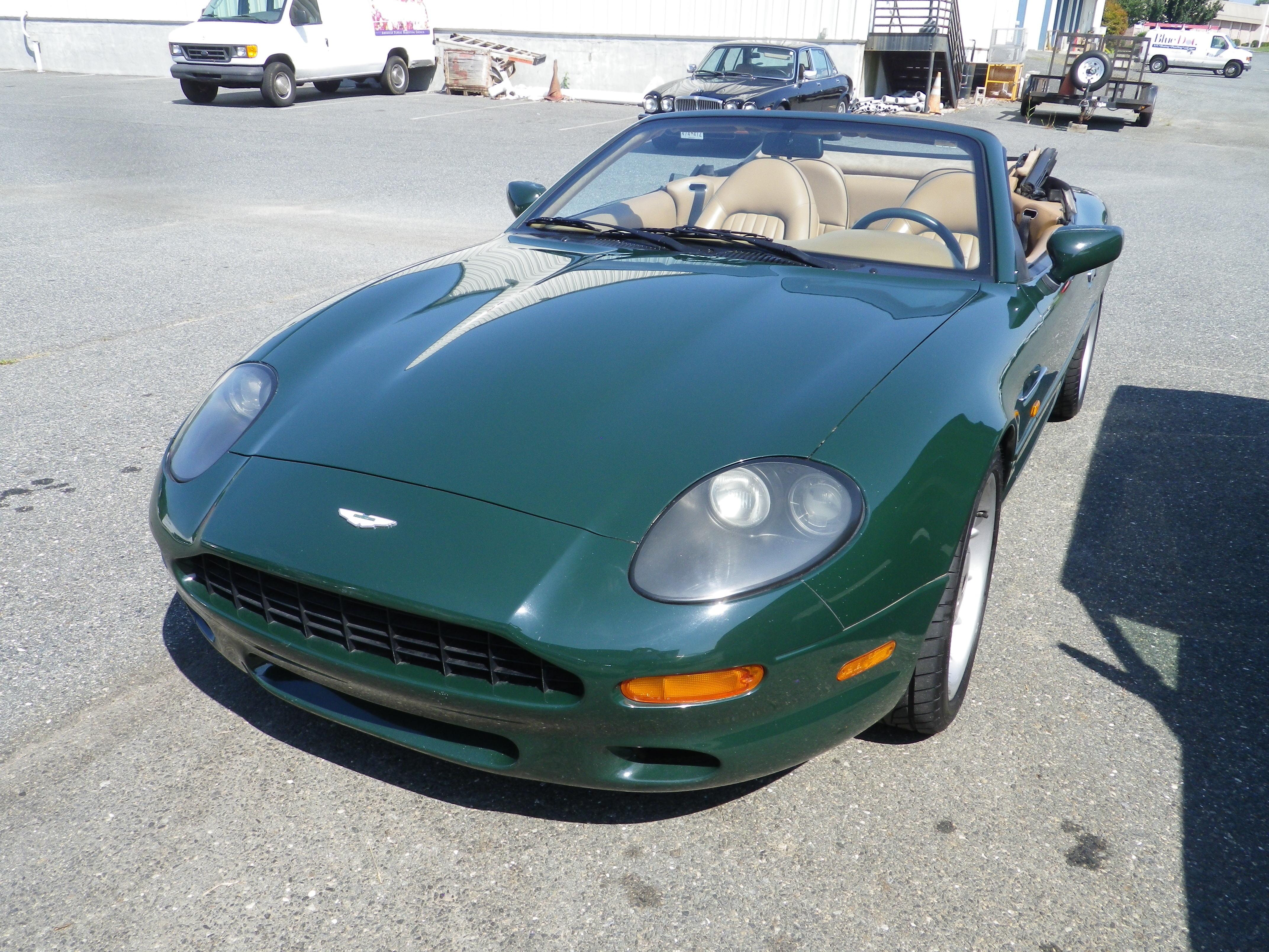 Aston Martin DB For Sale Raspis British Imports - Aston martin db 7 for sale