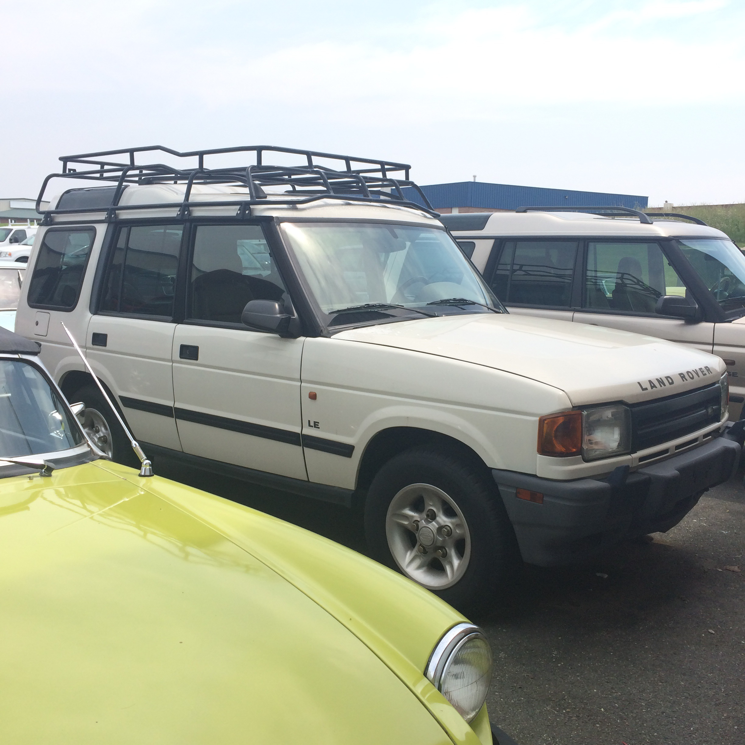 Sold Land Rover Discovery 3 Discov: 1998 Land Rover Discovery SOLD